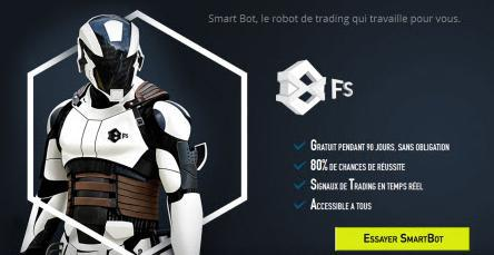 financial trading robot smartbot