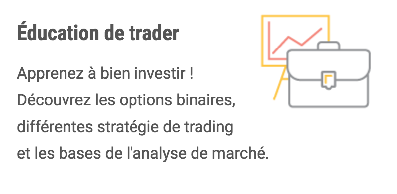 Trading training offered by BDSwiss